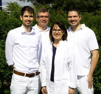 Zahnärzte Dr. Thomas Klein, Michael Klein, Sabine Klein & Dr. Christoph Klein